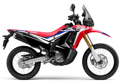 CRF250 RALLY / CRF250 RALLY〈ABS〉 / CRF250 RALLY Type LD / CRF250 RALLY Type LD〈ABS〉