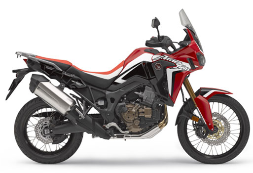 CRF1000L Africa Twin Dual Clutch Transmission