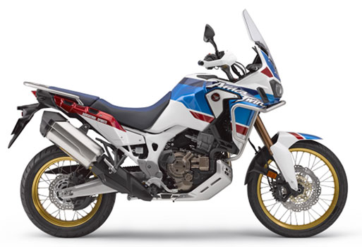 CRF1000L Africa Twin Adventure Sports Dual Clutch Transmission